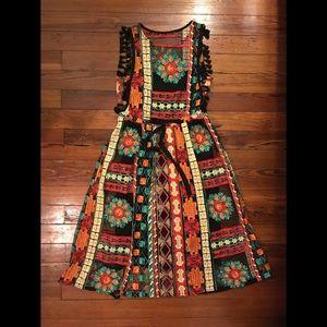 392015775163 Anthropologie Dresses - Anthropologie Eva Franco Saskia embroidered dress